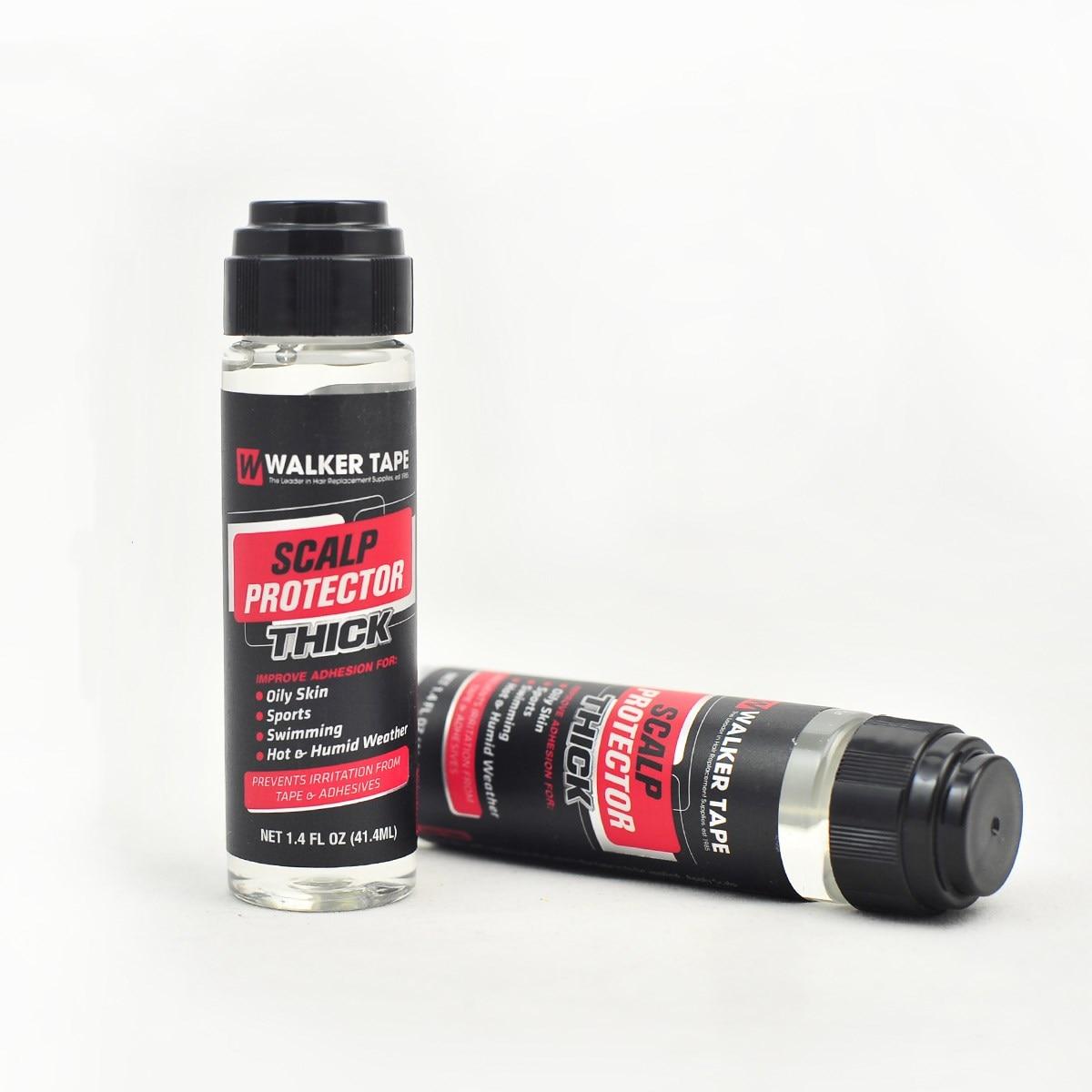 Scalp Tattoo Stickers Skin Protection Liquid Waterproof Anti-sweat Anti-chemical Glue