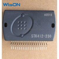 جديد الأصلي STK412 230 STK412 230B STK412 230C وحدة قطع غيار مكيف الهواء    -