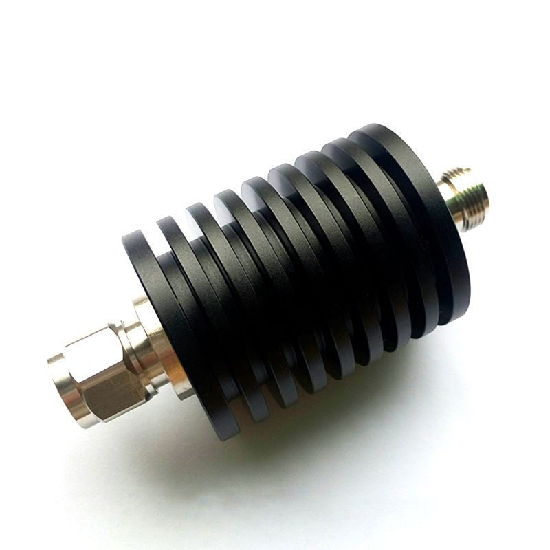 50W N-JK RF Coaxial Fixed Attenuator, DC-3Ghz 4GHz,50 Ohm,1db,2db,3db,5db,6db,10db,15db,20db,30db,40db,50db,free Shopping