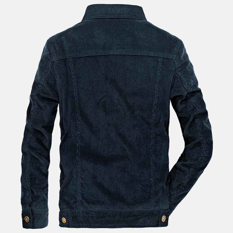 Vintage Casual Cord Jacke und Mäntel Für Männer Amerikanischen und Europäischen Stil Casual Air Force Jacke und Mäntel Plus Größe a660