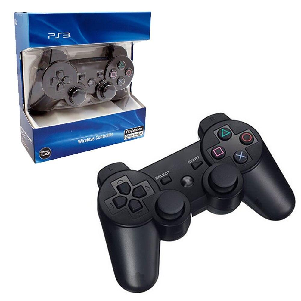 Gamepad Bluetooth inalámbrico para consola de juegos PS3 Control Mando a distancia para Playstation 3 Gamepads|Mandos para videojuegos|   -