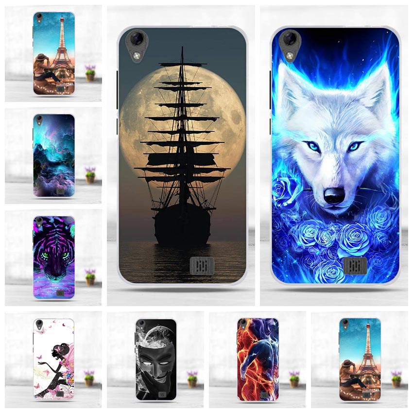 Case For Coque Doogee <font><b>Homtom</b></font> HT16 Phone Case <font><b>Homtom</b></font> HT16 Capa Soft TPU Silicone Cute Painting Cover For <font><b>Homtom</b></font> HT <font><b>16</b></font> 5.0