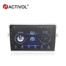 "HACTIVOL 9 ""2 DIN أندرويد 9.1 راديو السيارة لتويوتا فيرسو EZ 2010 2015 مشغل أسطوانات للسيارة مشغل وسائط متعددة نظام صوت للتنقل باستخدام جهاز تحديد المواقع BT WIFI"