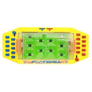 Детские игры для игры в футбол, настольные игрушки, обучающие двойной боевой игры, игры для вечеринок, футбол с мячиками, спортивные забавны...