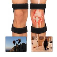 2pcs Knee Brace Spring Lift Knee Boosters Joint Support Knee Pads for Mountaineering Squat Lift Knee Orthopedic Brace Supports