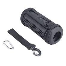 Sac de rangement de voyage creux sculpté étui housse de protection Portable sac pour JBL rabat 4 haut parleur Bluetooth