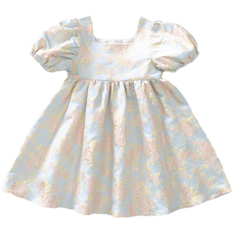 2021 New Toddler Girl Dress Princess Dress Up Children Birthday Party Clothing Wedding Ball Gown Baby Girl Dress