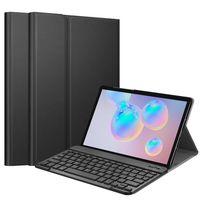 For Samsung Galaxy Tab S6 10.5 2019 SM-T860 Backlit Bluetooth Keyboard Case Detachable Keyboard 200 mAh Bluetooth Keyboard