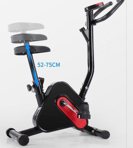 Equipamentos de Fitness Máquina de Treino Ultra-leve Indoor Ciclismo Bicicleta Mulher Exercício Trainer Casa Estatica