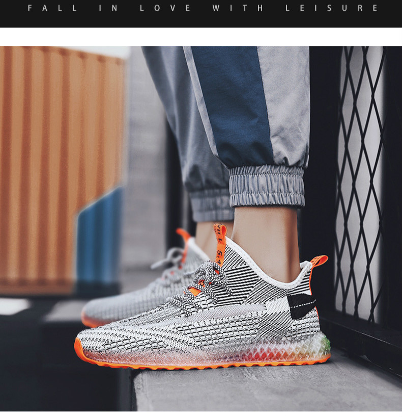 H804926a671694e468c6cad61fb238ab4M Rainbow bottom coconut shoes flying woven running shoes