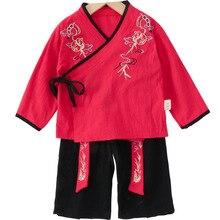 цена на Spring Autumn Baby Clothes Suit Children Boys Girls Fashion Coat Pants 2Pcs/sets Toddler Casual Clothing Infant Kids Tracksuits
