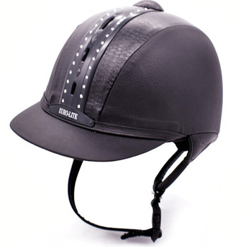 Horse Riding Helmet Equestrian Horse Riding Hat Breathable Durable Safety Horse Rider Sports Helmets Head Protectors Equipment safety horse riding helmet for riding horse helmet portable equestrian helmet 53 64cm