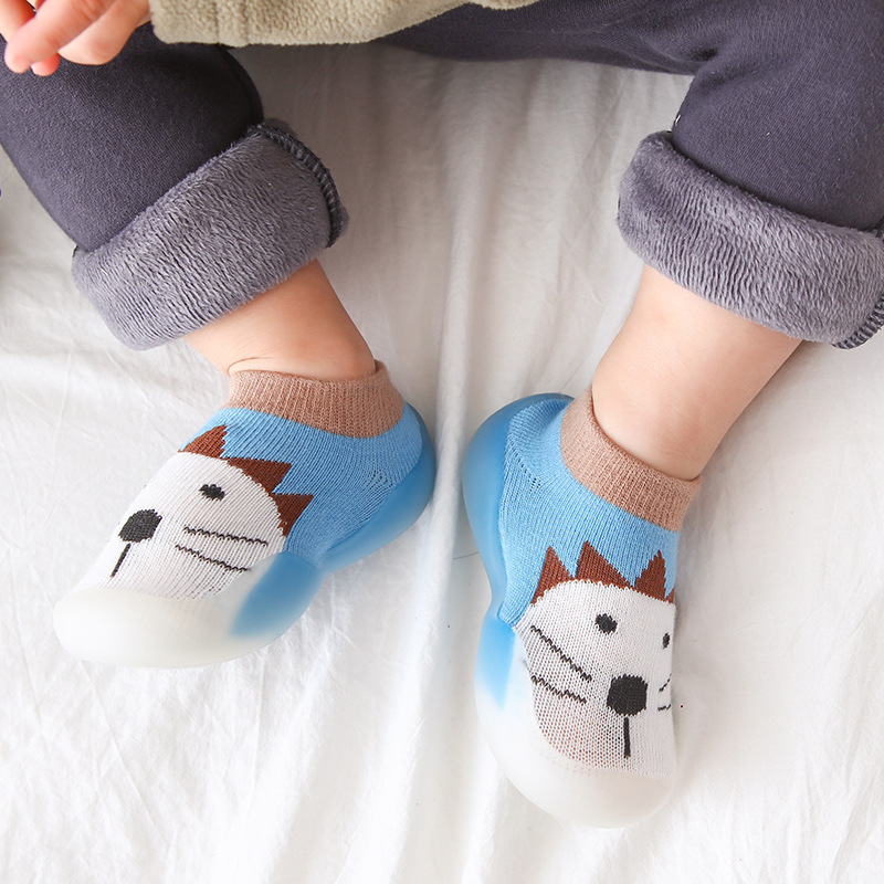SOFT BABY SOCK SHOES