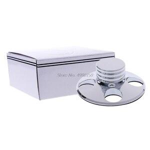Image 3 - Âm thanh LP Vinyl Đồ Chơi Con Quay Kim Loại Đĩa Ổn Định Kỷ Lục Cầu Thủ Trọng Lượng Kẹp HiFiWholesale dropshipping
