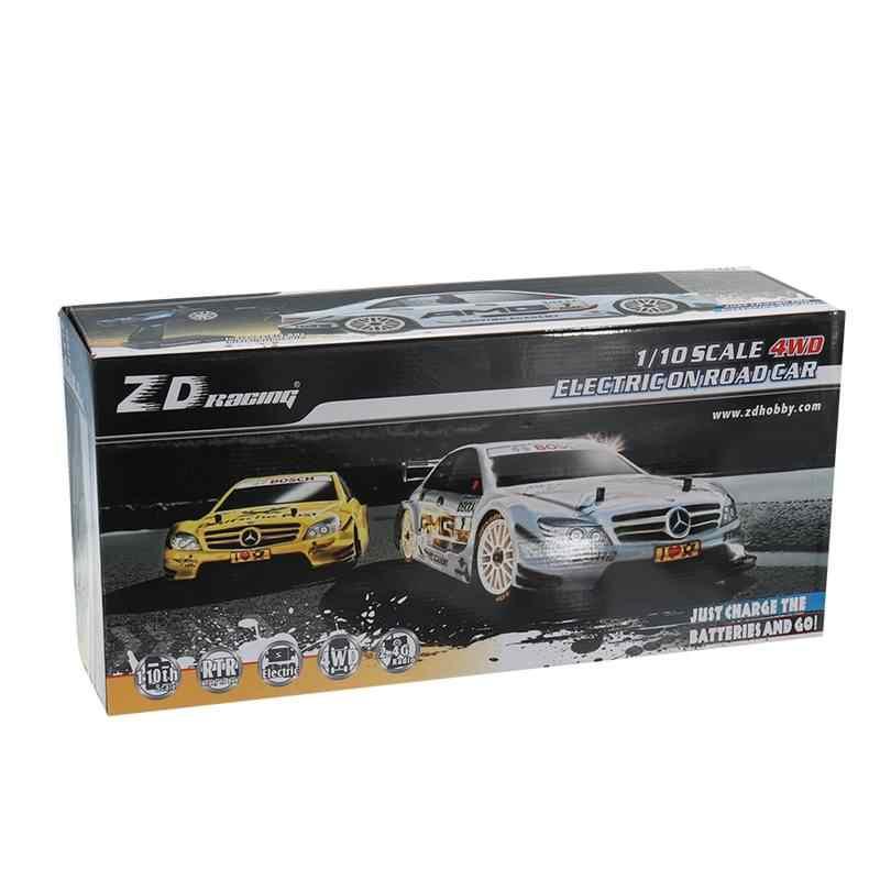 ZD Racing 10426 1/10 2.4G 4WD 55 km/h bezszczotkowy RC samochód elektryczny i staje w sytuacji sam na sam pojazd terenowy RTR Model