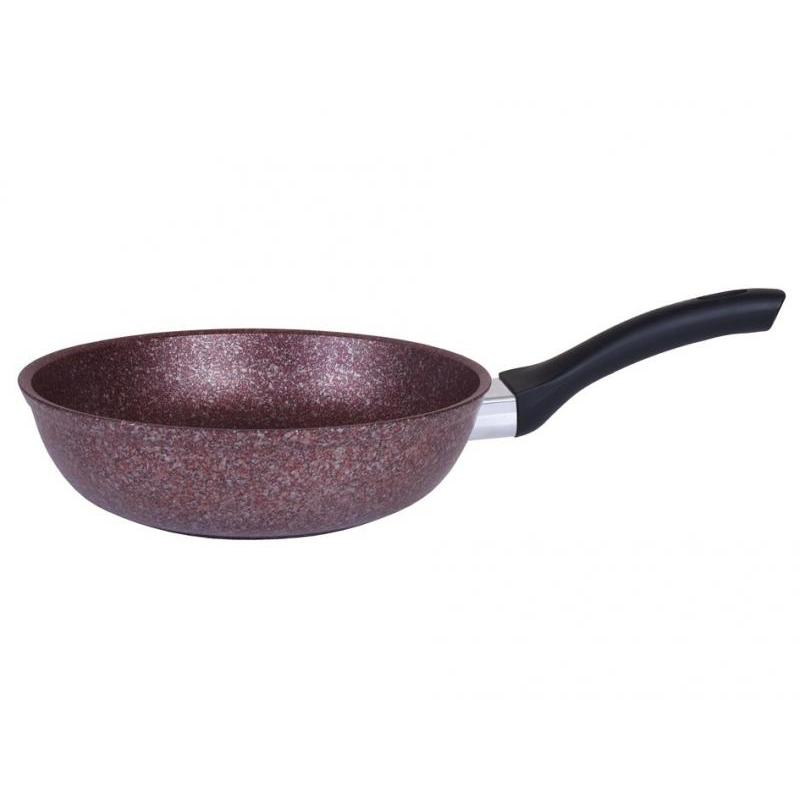 Frying Pan Kukmara, Granit Ultra, 24 Cm, Red