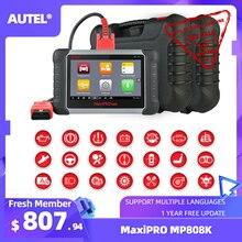 Autel – outil de Diagnostic de voiture MP808K, codage de clé automatique Obd2, niveau OE, batterie que Launch x431 pro