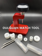 Watch Back Opener Tools,Watch Snap on Case Back Opener for Prizing Watch Bottom Cover Machine