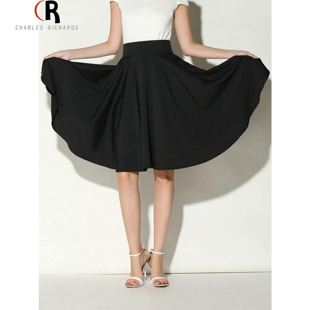 2019 Summer High-waisted Hua Bing Qun Retro Casual Medium-length Skirt Bohemian Skirt