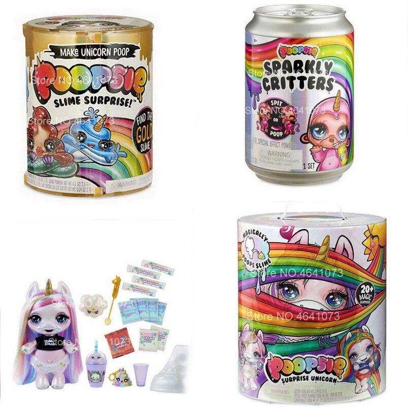 Poopsie Slime Surprise Poop Pack Drop 2 Make Magical Unicorn Poop Multicolor LOLS Dolls