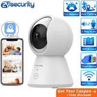 1080p Wireless Home Security WiFi IP Camera Baby Monitor Auto Tracking Cloud Video Surveillance Security CCTV Camera PTZ Yiiot