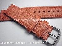 Handarbeit Armband 20mm hohe qualität Lizard haut Uhrenarmbänder Echtem Leder Universal herren Uhr Bands motion Straps Armband-in Uhrenbänder aus Uhren bei