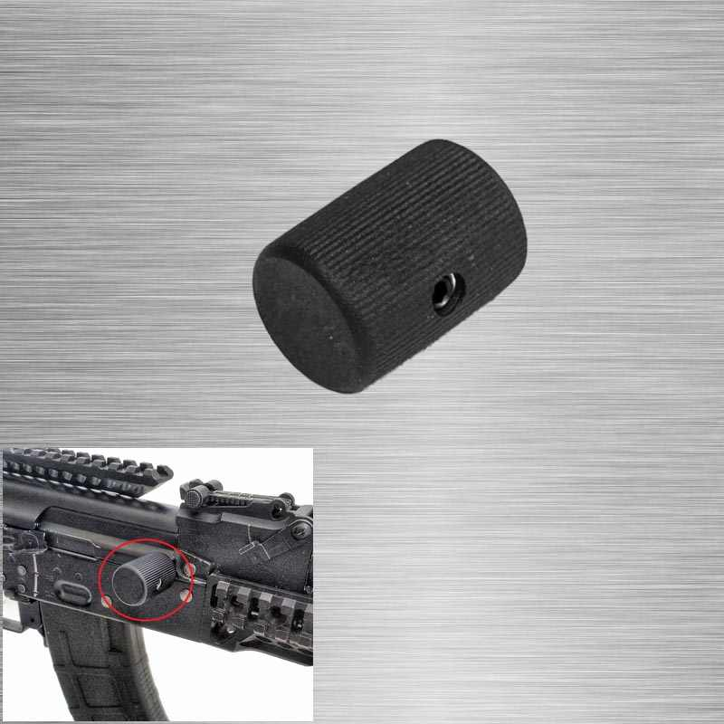 Tactische RP1 Metalen Opladen Handgrepen Cap Grip Voor Ak Series Airsoft Geweren Upgrade Bolt Handvat Cover Paintball