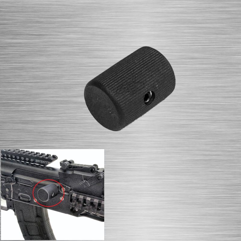 Tactical RP1 Metal Charging Handles Cap Grip For AK Series Airsoft Rifles Upgrade Bolt Handle Cover Paintball
