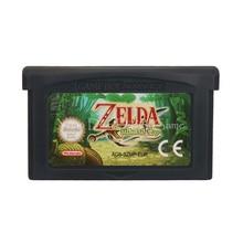 Do konsoli Nintendo GBA gra wideo wkład karta konsoli legenda o Zeld w Minish czapka ENG/agencji praw podstawowych unii europejskiej/DEU/ESP/ITA język wersja ue