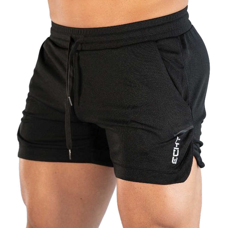 Vicabo Heren Shorts Sport Elastische Vochtregulerende Running Training Basketbal Strand Shorts Met Pocket Herenkleding