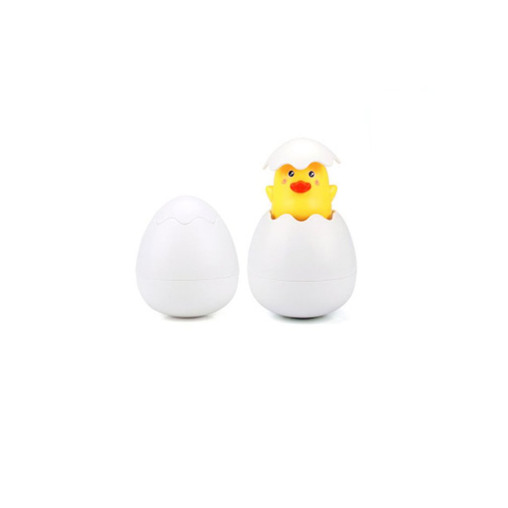 Swimming Plaything Bathing <font><b>Toys</b></font> Showering Funny <font><b>Toys</b></font> <font><b>Beach</b></font> Child Cloud Duck Egg Penguin Egg Water Spray Rain image