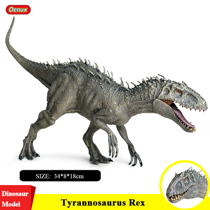 Jurassic Kingdom King T-Rex PVC figure 33cm High quality
