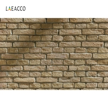 цена на Laeacco Old Brick Wall Grunge Portrait Party Decor Photography Backgrounds Customized Photographic Backdrops For Photo Studio