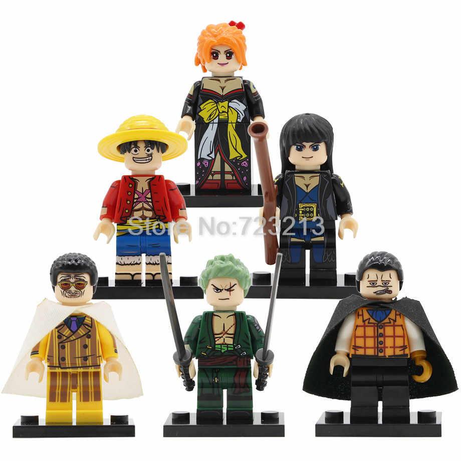 Gorący pojedynczy japonia komiks kreskówki naruto hatsune miku rysunek Mazinger Z zestaw model klocków budowlanych zestawy klocki do zabawy na prezent Legoing