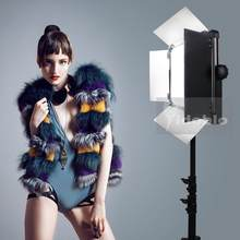 120W LED Continue Lighting Studio Lights For Video Interview Photography Shooting Warm & Cold Color D-1500II Pro Studio LED lamp