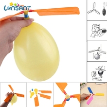6 sztuk partia Funny tradycyjny klasyczny dźwięk balon helikopter dzieci grać latające zabawki piłka odkryty dzieci sport śmieszne zabawki tanie tanio 6 lat Unisex balloon Certyfikat Nadmuchiwane Dont not eat RUBBER