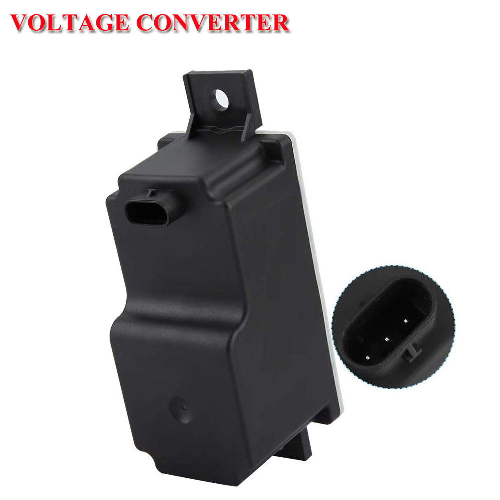 A2059053414 Car Voltage Transformer Voltage Converter 2059053414 For <font><b>Mercedes</b></font>/Benz C E <font><b>S</b></font> <font><b>Class</b></font> W205 W213 <font><b>W222</b></font> Black Convenrter image