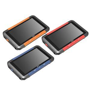 Image 2 - 3 8G 16G ضئيلة LCD HD 720P MP5 الفيديو الموسيقى ميديا بلاير FM راديو لاعب 1280x720 دعم MP3 AAC WMA WMV FLAC MIC مسجل