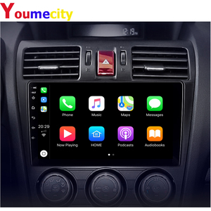 Image 2 - 안드로이드 9.0 차량용 멀티미디어 플레이어 스바루 임 스터 Impreza WRX 2013 2014 2015 라디오 Rds Gps DVD 비디오 IPS BT USB 8 코어