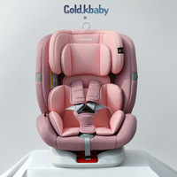 360 degree rotatable child safety seat car seat with 0 12 years old baby can sleep or seat in