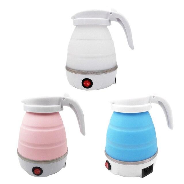 Silicone Folding Teapot 4