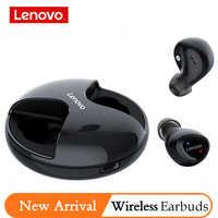 Lenovo originale TWS Auricolare Senza Fili Bluetooth Auricolare Auricolari IPX5 Impermeabile della cuffia Bluetooth 5.0 per XiaoMi Huawei Lenovo