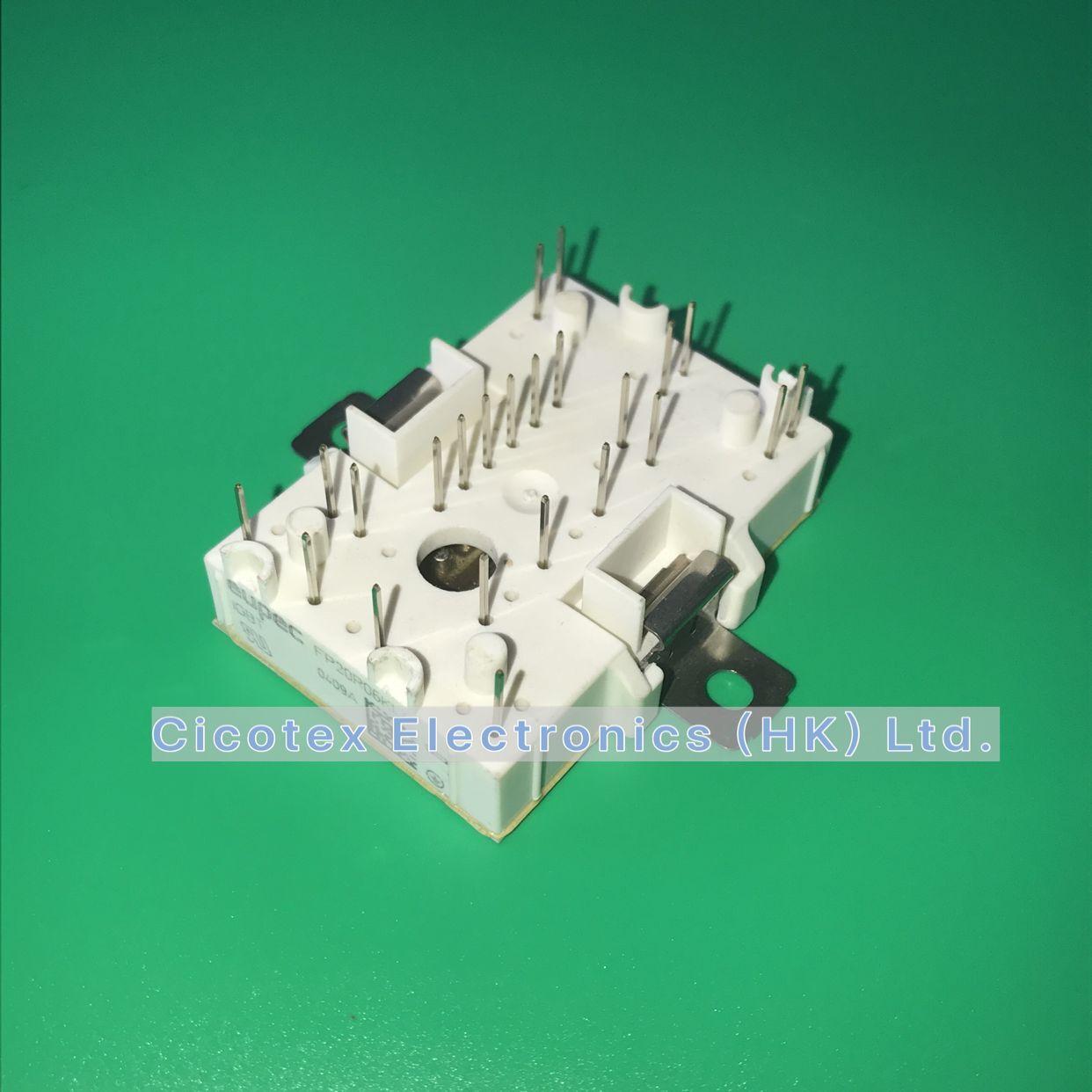 FP20R06KL4 Module IGBT FP20 R06KL4 MOD LOW PWR EASY2-1 FP20R06KL4BOMA1 FP20R 06KL4