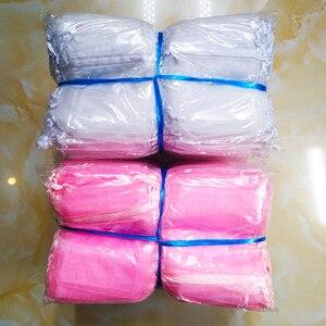 Image 3 - 1000 stks/partij 24 Kleuren Sieraden Bag 7x9 9X12 10x15 13x18cm Bruiloft gift Organza Tassen Sieraden Verpakking & Display Sieraden Pouches