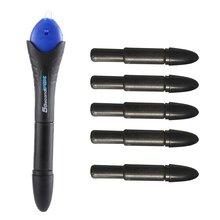 5 секунд быстрая фиксация жидкого клея ручка УФ-светильник инструмент для ремонта с клеем супер питание жидкий пластик сварка соединение офисные принадлежности