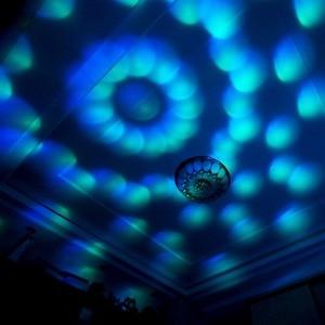 Image 2 - Coquimbo Shell LED Projektion Lampe Gebaut In Akku Schlafzimmer Home Dekoration Touch Schalter Kinder der Nacht Licht