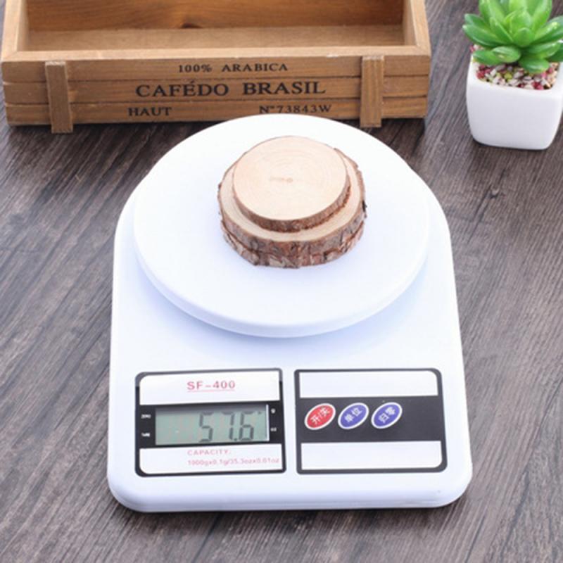 Портативные цифровые весы 1/5/10 кг, 1 г, электронные ЖК-весы, кухонные весы из стали, почтовые пищевые весы, измерительные весы, весы-1