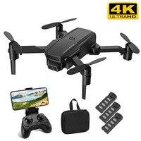 KF611 Mini Drone Mit 4K HD Kamera 1080P WiFi FPV RC Drohnen Faltbare Drone Höhe Halten RC Quadcopter quadrocopter Kid Spielzeug