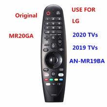 Mr20ga nova voz original magia controle remoto akb75855501 para 2020 lg ai thinq 4k smart tv nano9 nano8 zx wx gx cx bx series