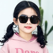 TR666 Vintage New Kids fashion Sunglasses Boys Girls luxury brand Sun Glasses Safety Gift Children Baby UV400 Eyewear